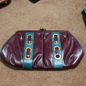 Gorgeous Large Kate Landry Clutch